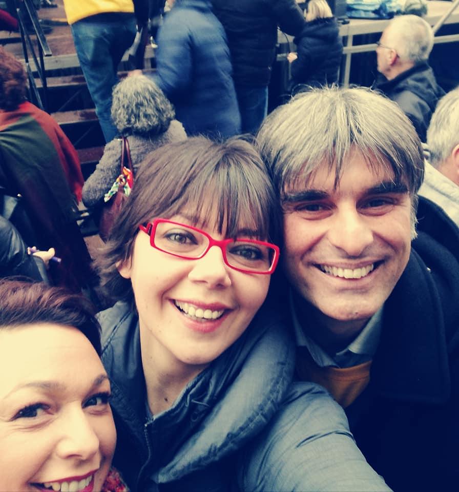 Tea Mičić Badurina, Ingrid Debeuc i Darijo Vasilić