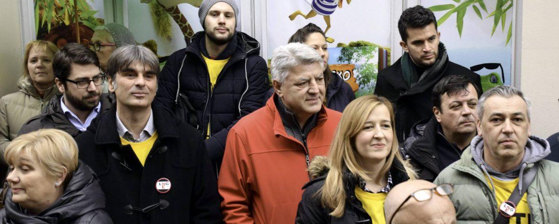 Čelnici lokalnih samouprava PGŽ-a i župan PGŽ